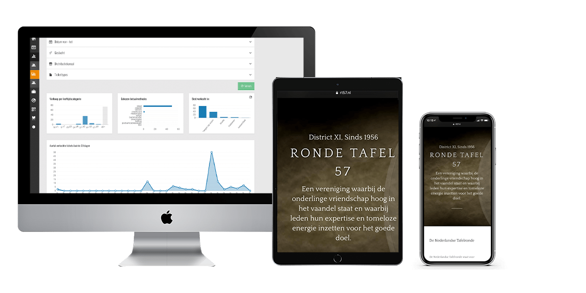 Homepage DE Ronde Tafel