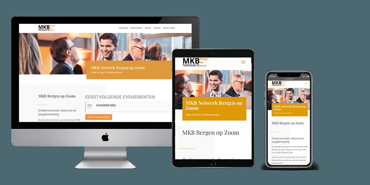 Homepage MKB