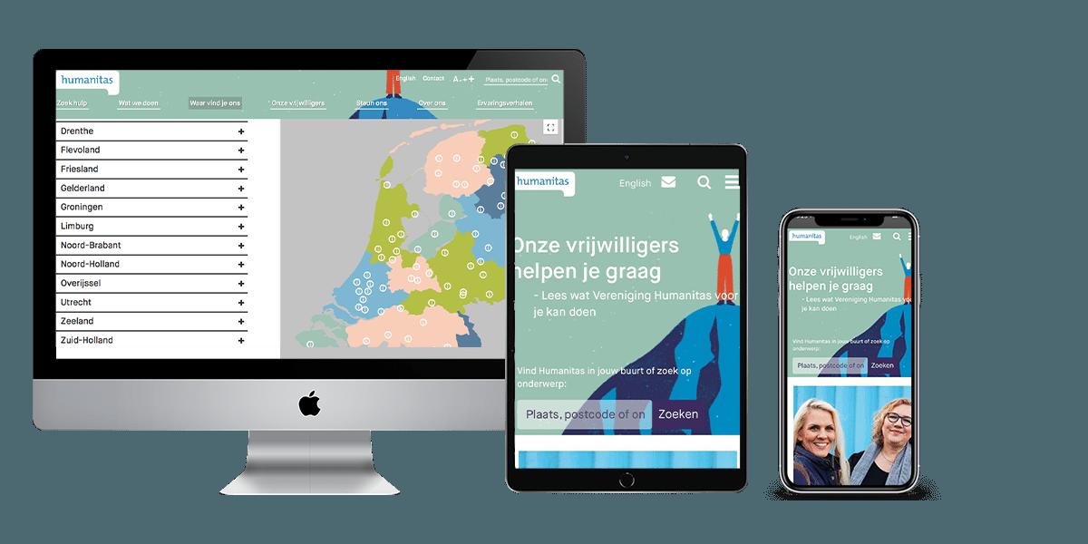Humanitas homepage